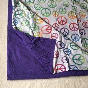 Other - Peace ☮️ Full/double size duvet cover